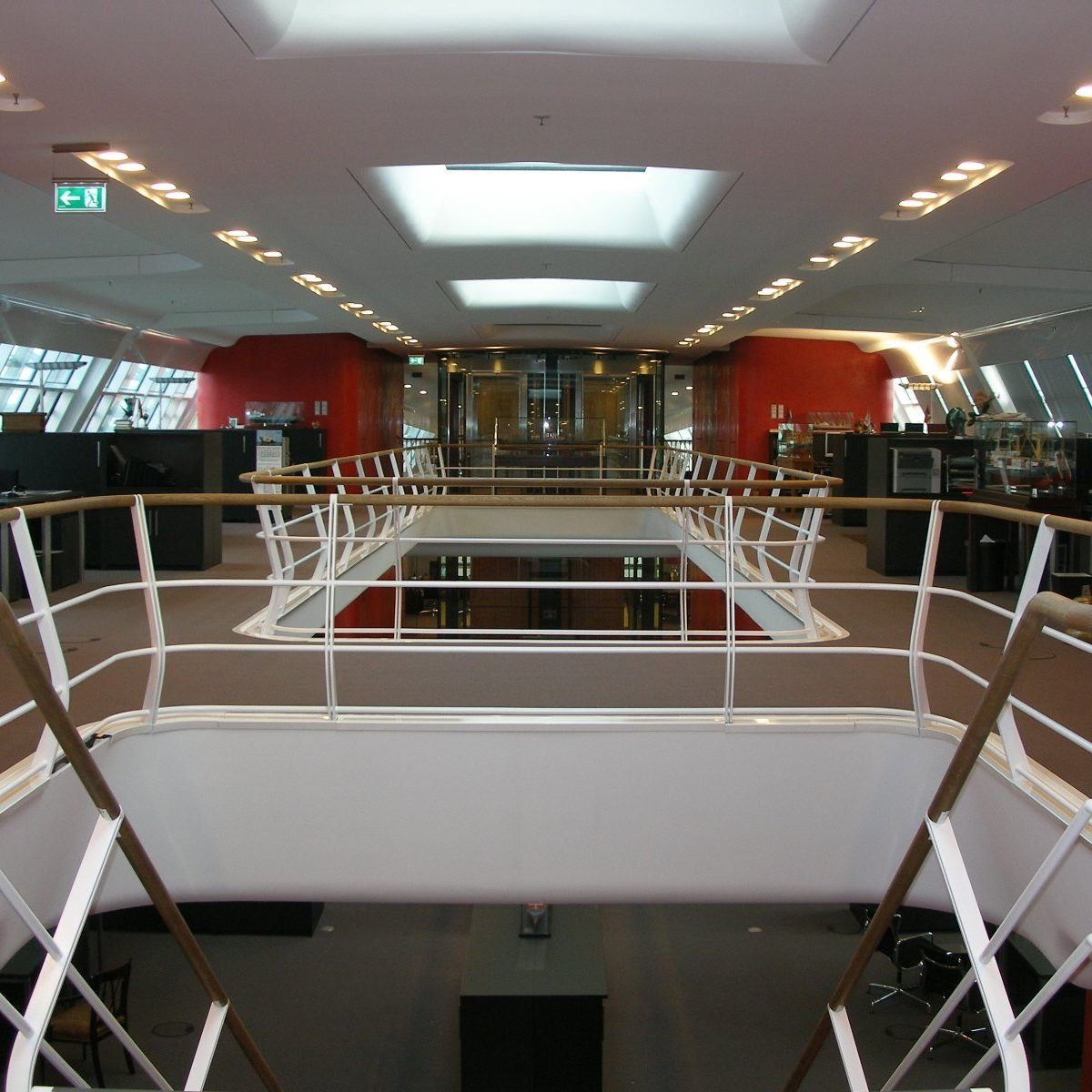 Bürogebäude, Hamburg